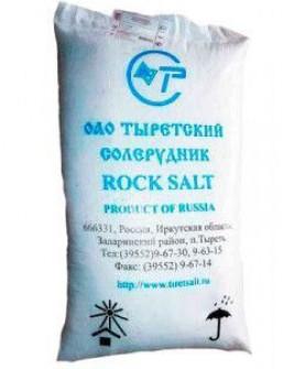 Соль  таблетированная ОАО «Тыретский солерудник» 25кг