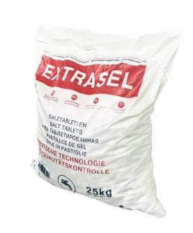 Соль таблетированная 25кг ТМ EXTRASEL