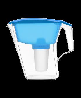 Водоочиститель Кувшин Аквафор АРТ (с В100-5)(синий)