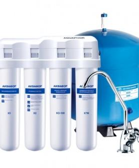 Водоочиститель Аквафор-ОСМО-Кристалл-100-4-М