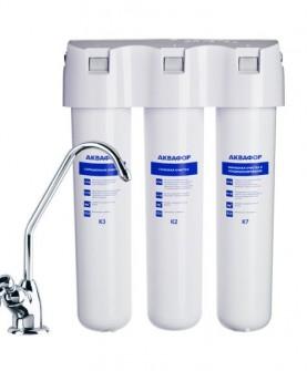 Водоочиститель Аквафор модель Аквафор Кристалл (для мягкой воды)