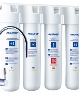 Водоочиститель Аквафор модель Аквафор Кристалл ЭКО Н (модификация А)