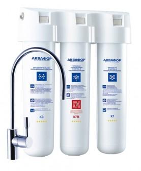 Водоочиститель Аквафор модель Аквафор Кристалл Эко(модификация А)