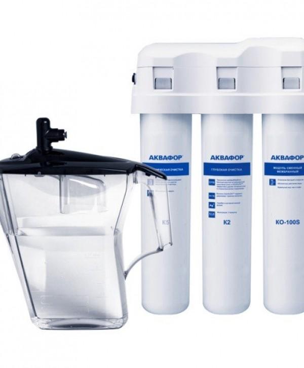 Автомат питьевой воды Аквафор DWM-31