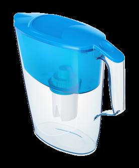 Водоочиститель  Кувшин  модель  Аквафор Стандарт(голубой)