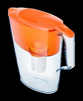 Водоочиститель  Кувшин  модель  Аквафор Стандарт(оранжевый)