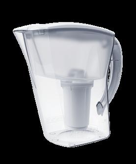 Водоочиститель Кувшин Аквафор Аквамарин модель P81А5F (белый)