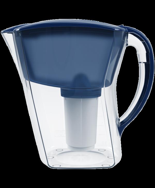 Водоочиститель Кувшин Аквафор Аквамарин модель P81А5F (синий кобальт)