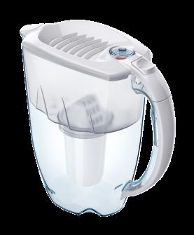 Водоочиститель Кувшин Аквафор Престиж А5 модель Р80А5SM (белый)