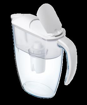 Водоочиститель Кувшин Аквафор Реал модель Р152В15F (белый) , арт.И10155