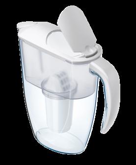 Водоочиститель Кувшин Смайл модель Р152А5F белый